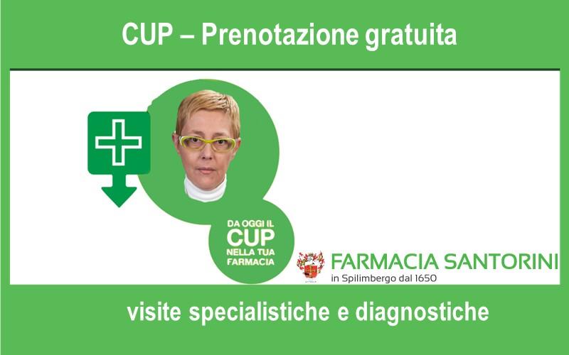Prenotazione visite specialistiche – CUP