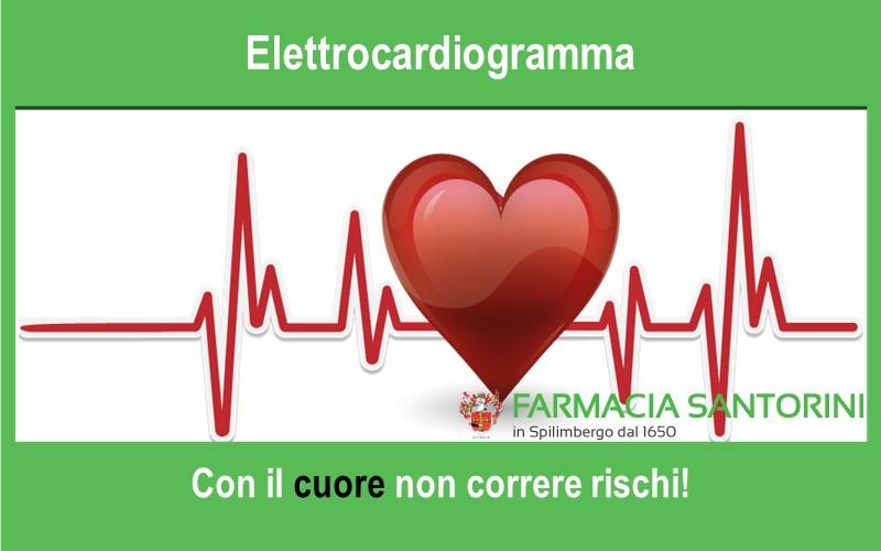 ECG – Elettrocardiogramma