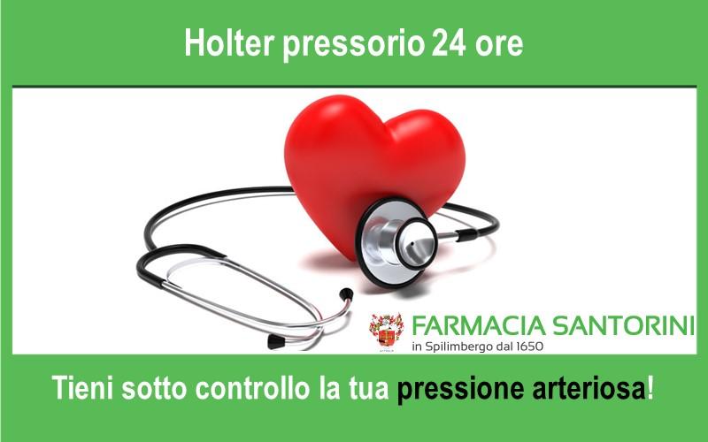 Tele-monitoraggio 24 ore della pressione arteriosa