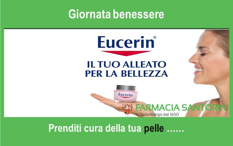Giornata benessere Eucerin