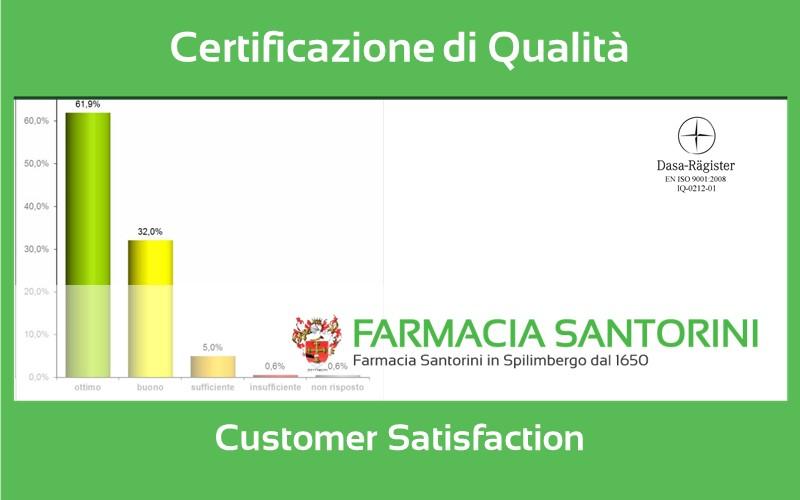 Customer satisfaction anno 2013