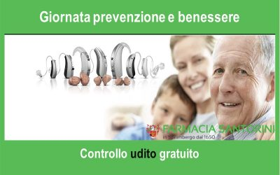 Appuntamento per il controllo dell'udito