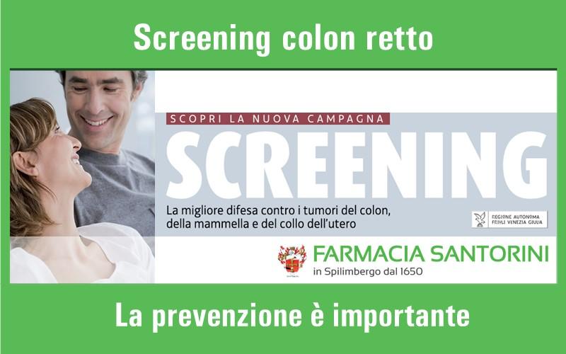 Screening del colon-retto