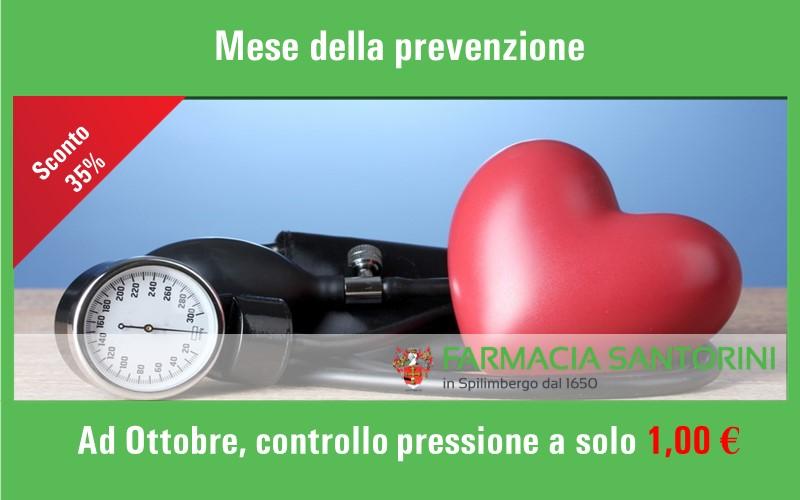 Controlla la tua pressione!
