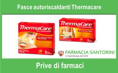 Fasce Thermacare