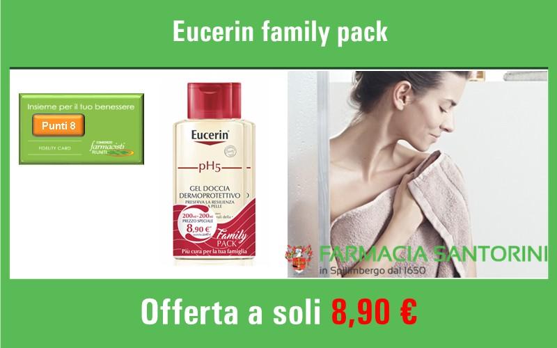 Gel doccia Eucerin
