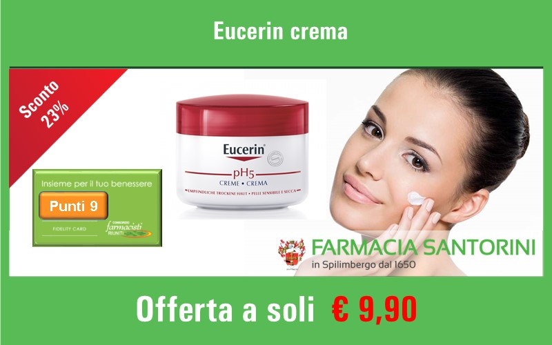 Crema viso Eucerin
