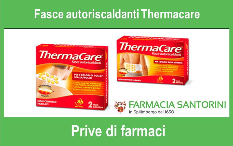 ThermaCare cerotti