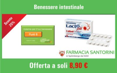 Fermenti lattici in compresse