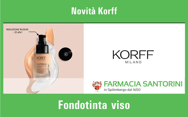 Cure make-up Korff