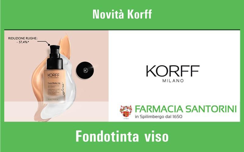 Cure make-up Korff