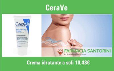 Crema idratante che protegge la pelle