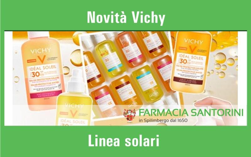 Acqua solare protettiva Vichy